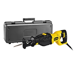 STANLEY® FATMAX® 1.050W Reciprocating Saw (Orbital) with Kit box