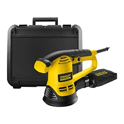 STANLEY® FATMAX® 480W Random Orbital Sander with Kit box