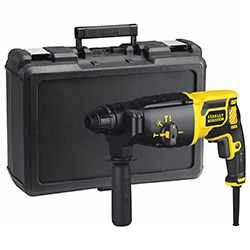 STANLEY® FATMAX® 750W 1.8J SDS-Plus Pneumatic Hammer Drill with Kit box