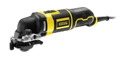 STANLEY® FATMAX® 300W Oscillating multitool with Kit box (Kingfisher Exclusive)
