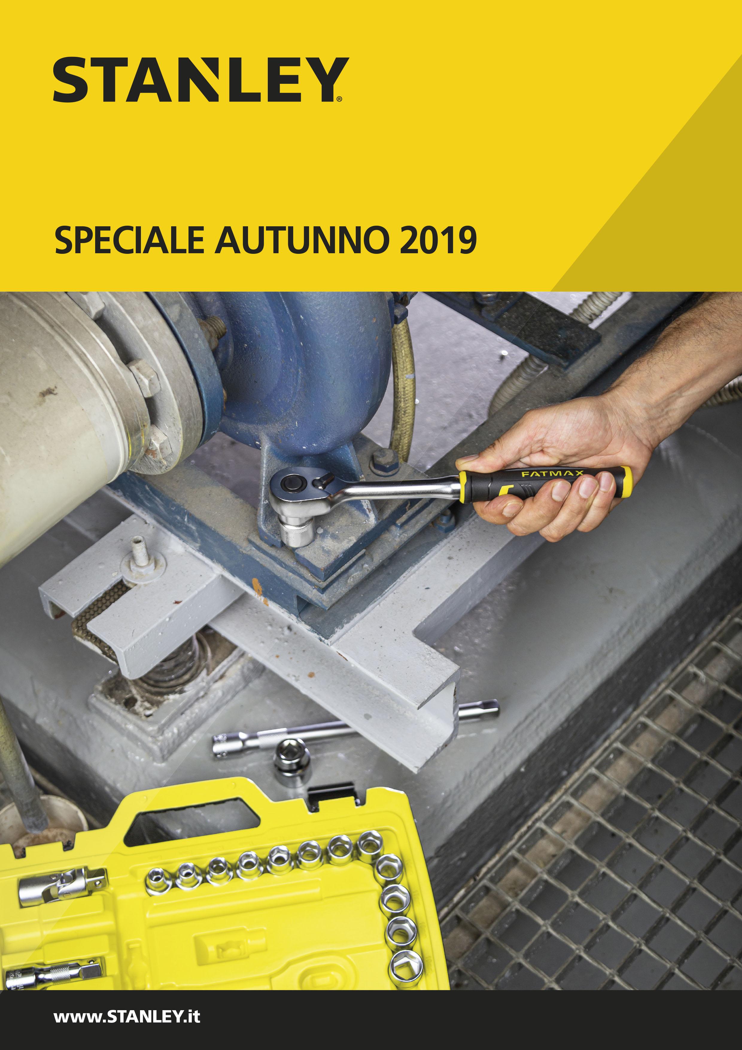 Depliant Speciale Autunno 2019