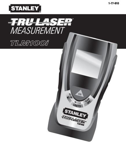77-910 Dalmierz laserowy TLM100i