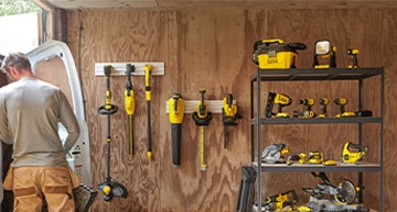 STANLEY® FATMAX® POWER TOOLS AND OUTDOOR