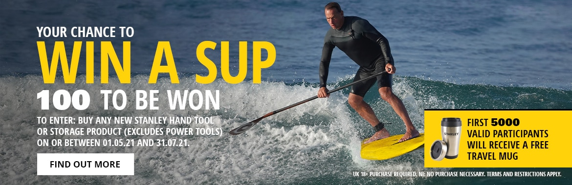 Win a SUP
