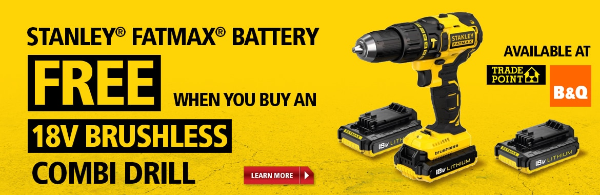 FatMax Battery for Free